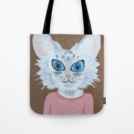 Baby the Cat Tote Bag