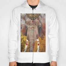 Gilded Elephant of Jaipur Hoody