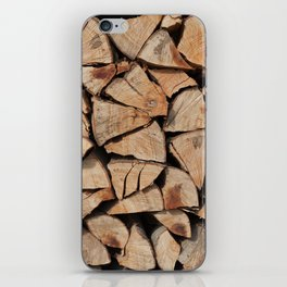Stock for winter iPhone Skin