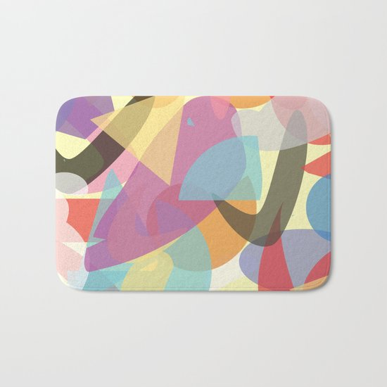 Abstract 23 Bath Mat