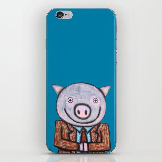 Mr.Mayor iPhone & iPod Skin