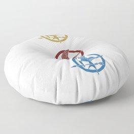 Mockingjay Floor Pillow