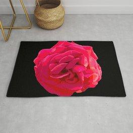 Blossom of a rose Rug