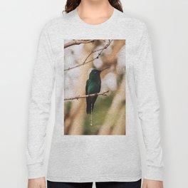 Bird - Photography Paper Effect 007 Long Sleeve T-shirt
