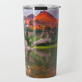 Rocky Mountain Glow Travel Mug