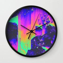 SHE'S MY COLLAR Wall Clock