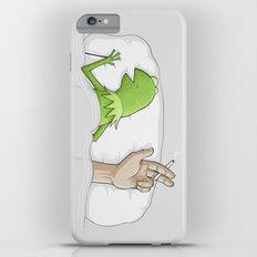 Crazy night iPhone 6 Plus Slim Case