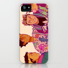 BAD FASHION  iPhone Case