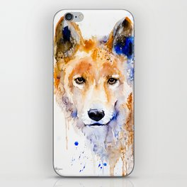 Dingo iPhone Skin