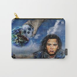 Jean-Michel Jarre 40 Years Oxygene  Carry-All Pouch