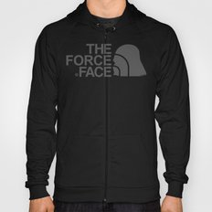 The Force Face (grey) Hoody