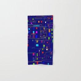 Blue City - Manarola, Italy Hand & Bath Towel