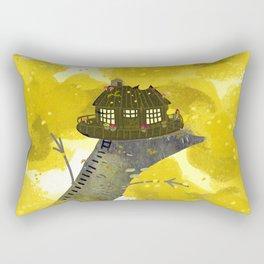tree house Rectangular Pillow