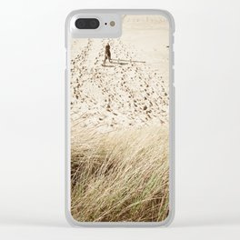 Trace Clear iPhone Case