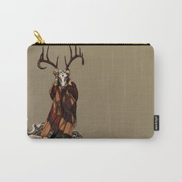 Shaman color Carry-All Pouch