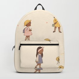 Buttercups 2 (yellow) Backpack