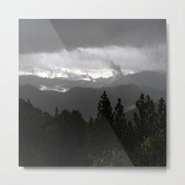 Dark Stormy morn... Metal Print