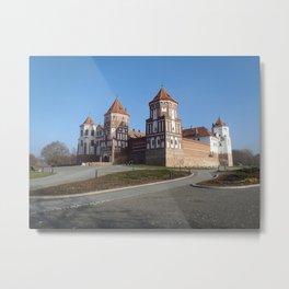 Castle Myr Metal Print