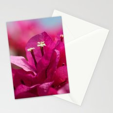 Bougainvillea flowers 843 Stationery Cards