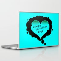 valentines Laptop & iPad Skins featuring Valentines 1 by Robin Curtiss