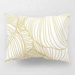 Wilderness Gold Pillow Sham