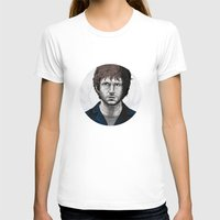 will graham T-shirts featuring Help Will Graham by Zuhair Mehrali