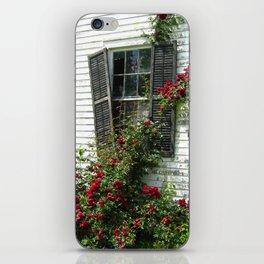 Abandoned Roses iPhone Skin