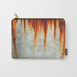 Rusted Concrete Carry-All Pouch