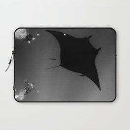 Manta and Divers Laptop Sleeve