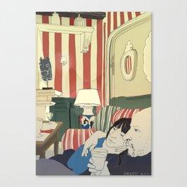 Trattoria Grato Canvas Print