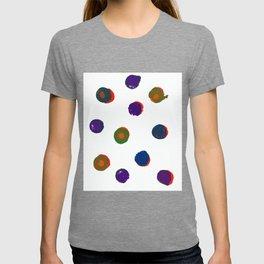 Painted Circles Layered T-shirt
