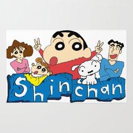 Shin Chan 2 Rug