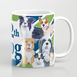 12th dog Coffee Mug