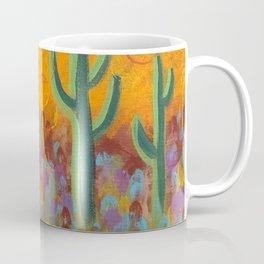 Saguaros Dreaming Coffee Mug