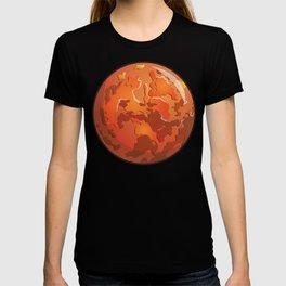 Mars Icon T-shirt
