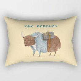 Yak Kerouac Rectangular Pillow