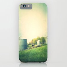 Farm land drive by iPhone 6s Slim Case