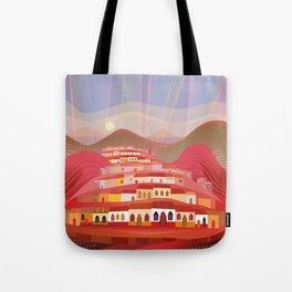 Michoacan Tote Bag