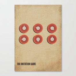 The Imitation Game Canvas Print