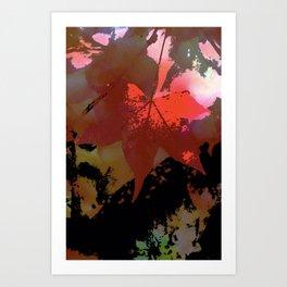Abstract 283 Art Print