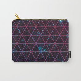 Spacial Geometrica Carry-All Pouch