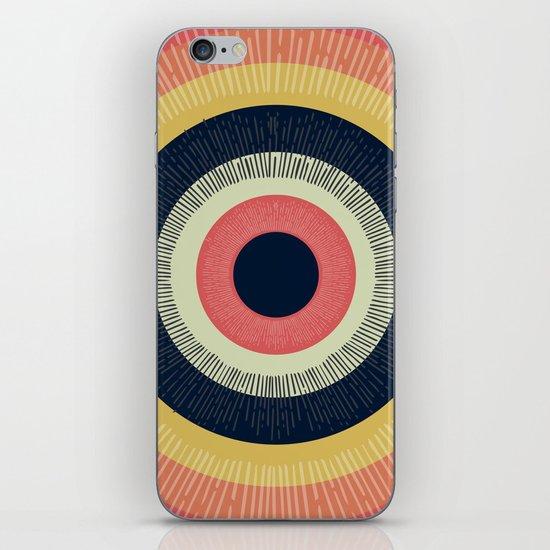 Eye Don't Care iPhone Skin