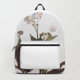 Leaf & Floral Backpack
