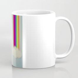 Yellowing Clouds Coffee Mug