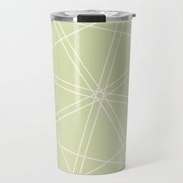 Pastel green Travel Mug