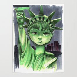 Liberty Wept Poster