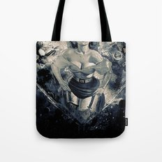 Space Breaker Tote Bag