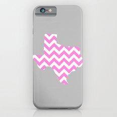 TEXAS {PINK} Slim Case iPhone 6s