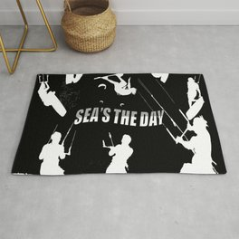 Seas The Day Kitesurfing Rug