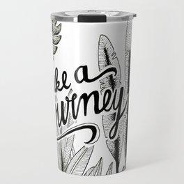 Take a journey Travel Mug